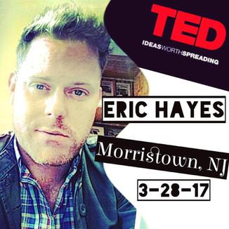 Eric Hayes Tedx Talk Morristown