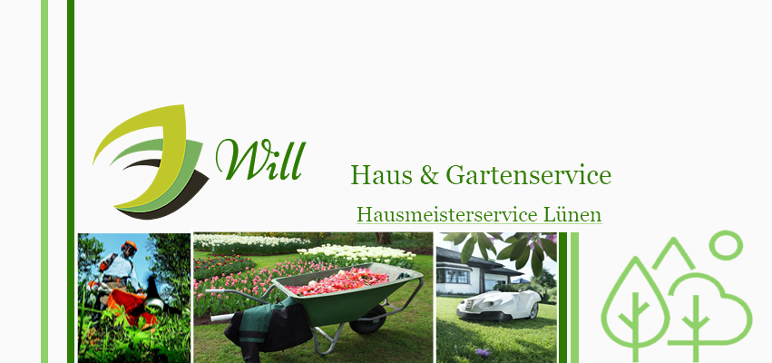 Will Haus & Gartenservice in Lünen
