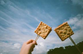 麥芽糖餅 ; MALTOSE CRACKERS