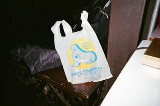 비닐봉투 ; PLASTIC BAG