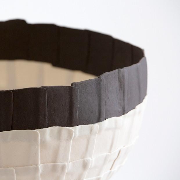 Black Collar Detail