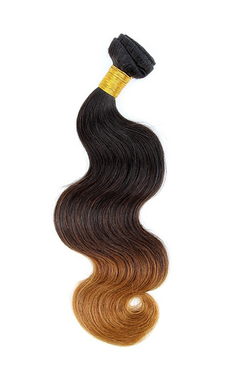 Brazilian Ombre (Black to brown)