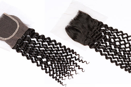 Virgin Italian Curl Closures (sale)