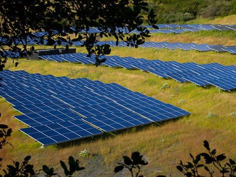 在受汙土地設置太陽能,美國綠能目標促「棕地再生」