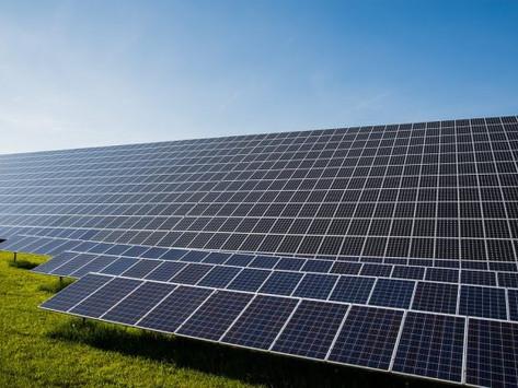 政府推太陽能多元複合利用,模組廠啟動