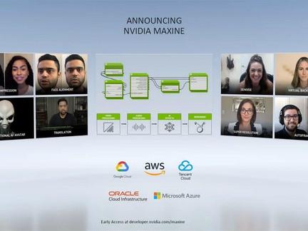 視訊時蓬頭垢面也能靠AI掩蓋!NVIDIA發表Maxine平台新進度,要解決哪些痛點?