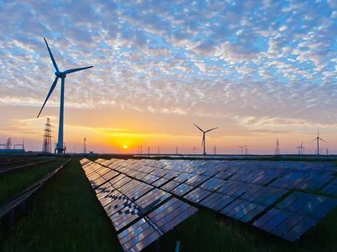 風光輪流轉,五大再生能源巨擘從風能轉向踏入太陽能