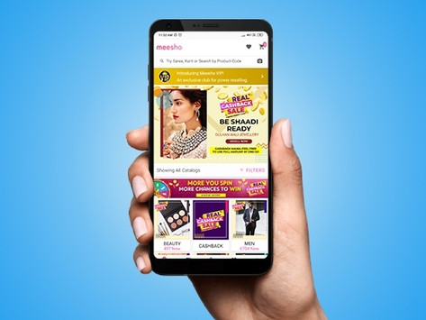 臉書、軟銀都投資!Meesho吸引4500萬消費者,如何長成能與亞馬遜競爭的潛力電商?