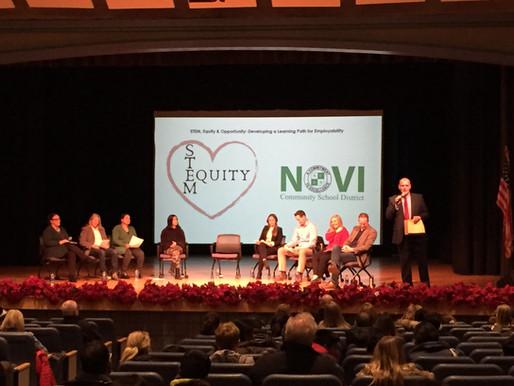 STEM Equity Panel