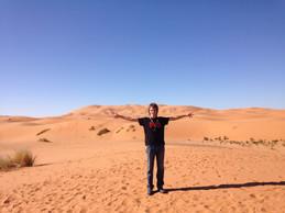Merzouga Marroc