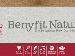 Benyfit Natural announced as Education Marquee sponsor at The North East Dog Festival