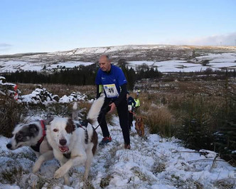 Running is all the rage at The North East Dog Festival
