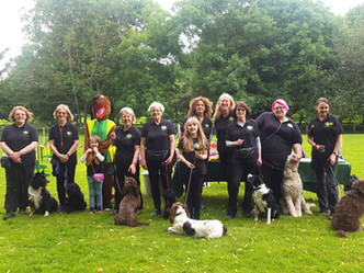 Canny Canines join The North East Dog Festival team