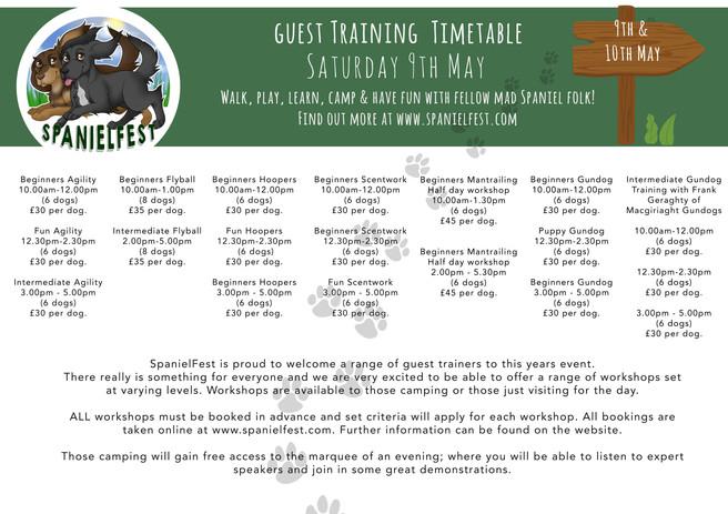 Saturday Timetable. SpanielFest.jpg