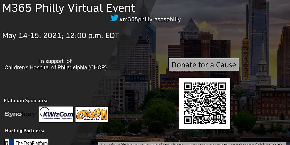 M365 Philly Virtual Event