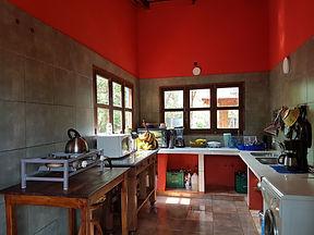 Cocina Casa Yaguarete B&B Puerto Iguazu Argentina