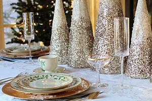 Рождественский ужин Таблица