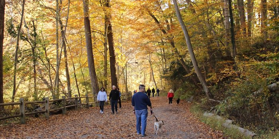 Varied Terrains of the Wissahickon Valley with Scott Quitel