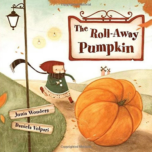The Roll Away Pumpkin Story Time