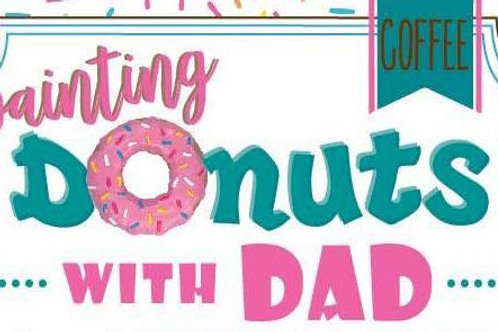 Additional Person for Donuts w/Dad Event (child or Mom)