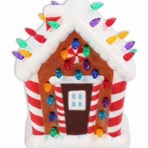 Christmas in July Vintage Gingerbread House July 25th 6-8pm