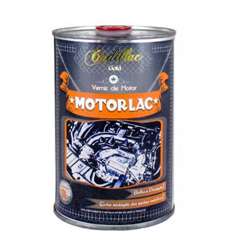 Verniz de Motor MOTORLAC 1L- Cadillac