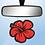 Thumbnail: Aromatizante Aloha! Vermelho - Boa Menina