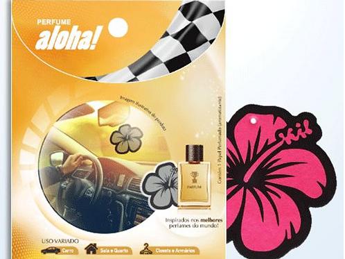 Aromatizante Aloha! Rosa - A Vida é Bela