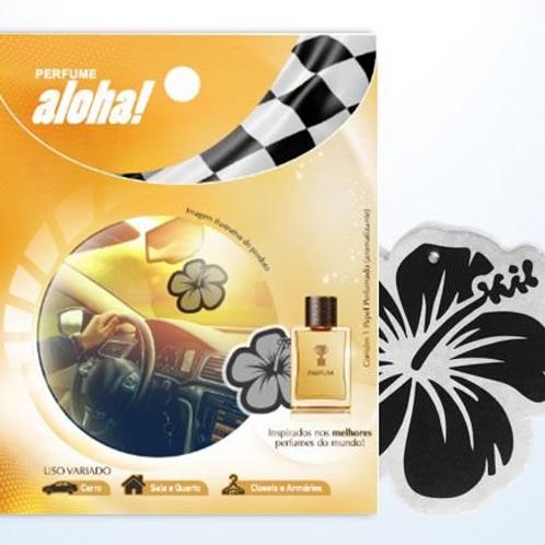 Aromatizante Aloha! Preto - Vip Black