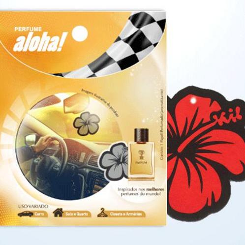 Aromatizante Aloha! Vermelho - Boa Menina