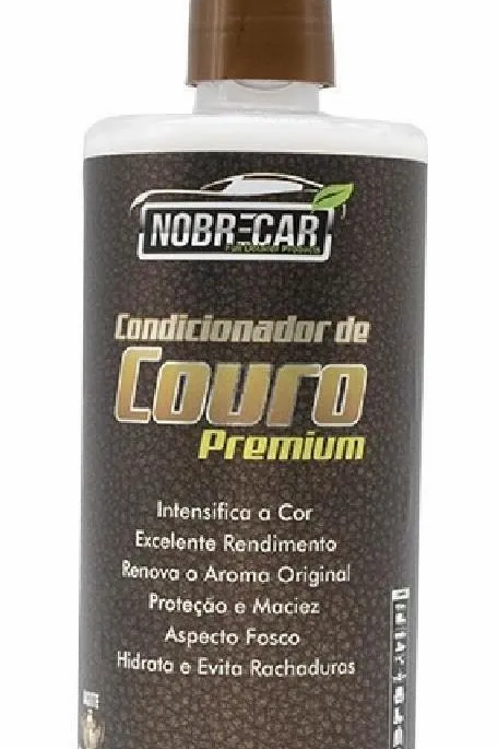 CONDICIONADOR DE COURO PREMIUM 500GR NOBRECAR