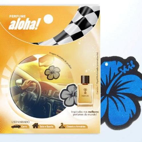 Aromatizante Aloha! Azul - Alfa
