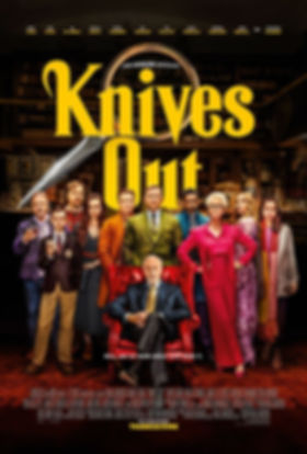 Knives Out Daniel Craig Mystey Things to do in Trail