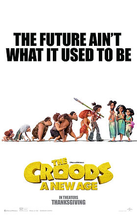 The Croods 2, Family Animated