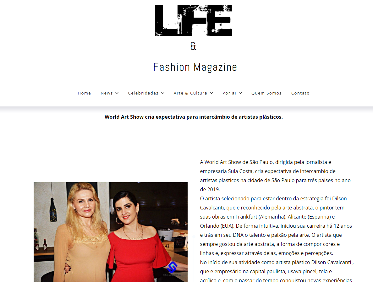 Life Fashion Magazine - Portal News