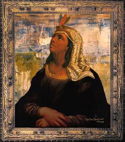 Catarina Paraguaçu Indian