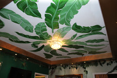 Botanical Garden at  Ortobom Space Architecture & Design Interior Design -  Elisa Monde