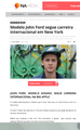 Amazing reporting by Uiara Zagolin - NA MIDIA PORTAL NEWS from São Paulo , Brazil.