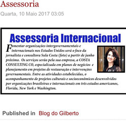 Gilberto Amaral Columnist