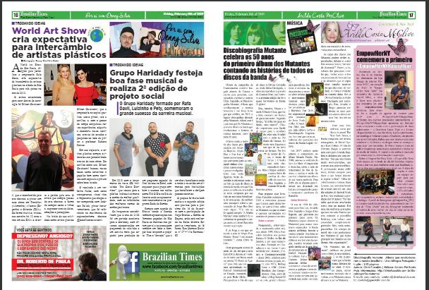 Brazilian Times NY