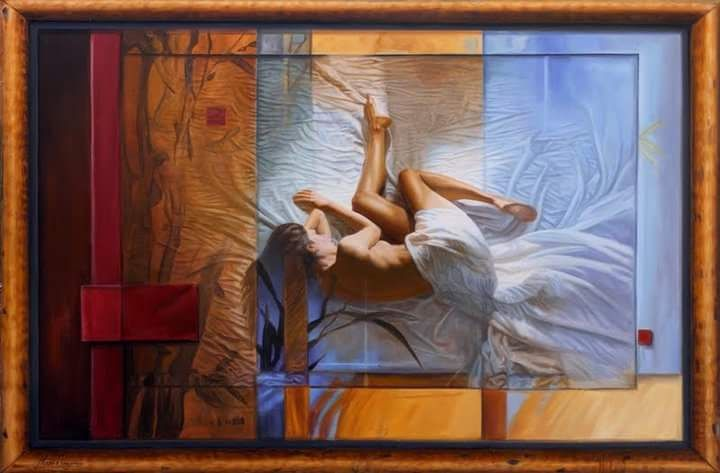 Artist : Marcos Damascena