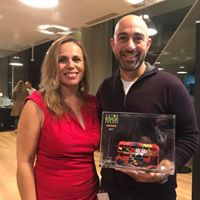 Pedro Donatti winner of Latam Edge Award 2017