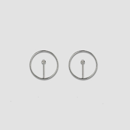 Boucles ORBE PM Argent 925‰