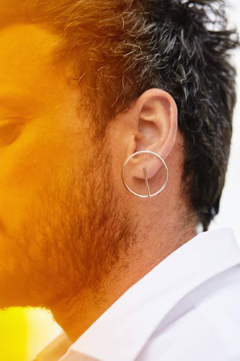 ORBE EARRINGS/BOUCLES