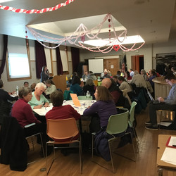 Leading community housing dialogues