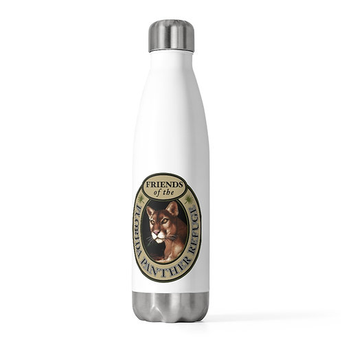 Friends of the Florida Panther Refuge 20oz Insulated Bottle