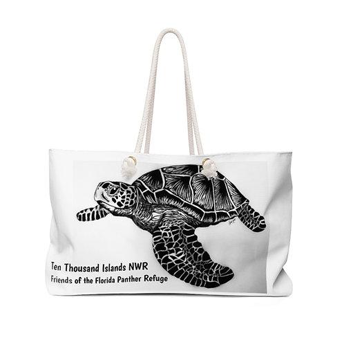 Sea Turtle Weekender Bag
