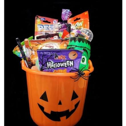 Halloween Bucket Making