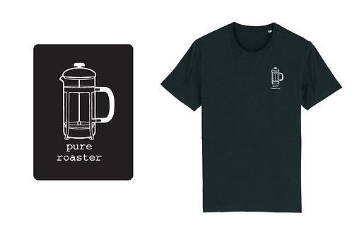 Pure Roaster - Branded Tee