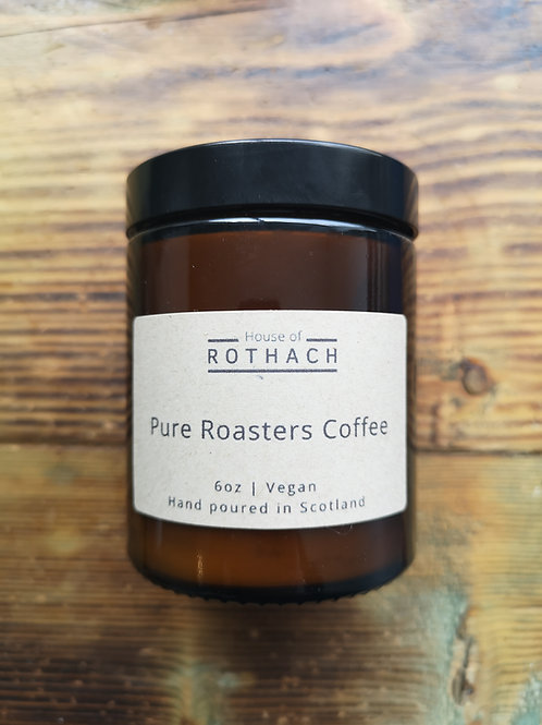 Pure Roasters Candle